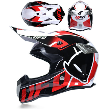 Free Goggle Motocross Helmets Men&Women Top Quality Motocross Off Road Helmet Extreme Sports Supplies