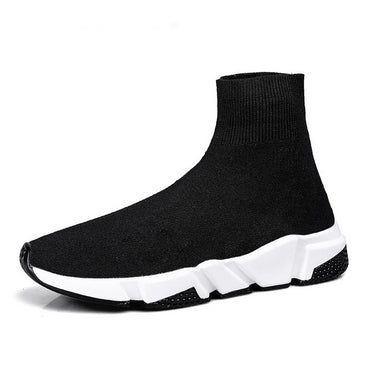 High Quality Outdoors Summer Running Shoe for Men Sock Footwear Sport Athletic Breathable Mesh  Sock Sneaker for Women