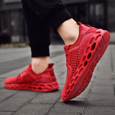 2019 Hot Sale Breathable Lightweight Running Shoes for Men Outdoors Comfortable Jogging Walking big size 36-46 Sneakers Woman