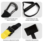 Resistance Bands Training Hanging Belt Equipment Sport Gym Workout Fitness Suspension Exercise Pull Rope Straps