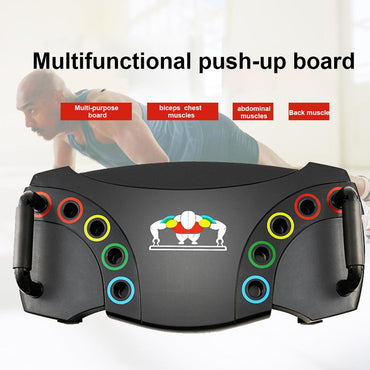 New Multi Functional Push-up Support Board Abdomen Fitness Exercise Gym Equipment Abdominal Muscle Trainer Exercise Tool