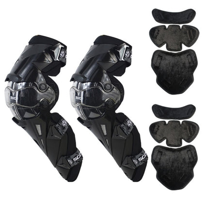 Motorcycle Knee Pad Men Protective Gear Knee Guard Knee Protector Equipment Gear Motocross