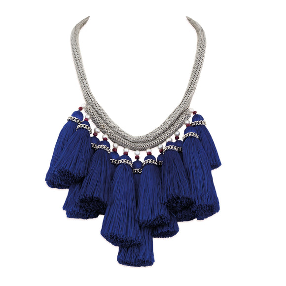 Tassel Party Necklace