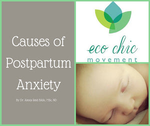 Postpartum Anxiety, More Common and Less Talked About Than Postpartum Depression