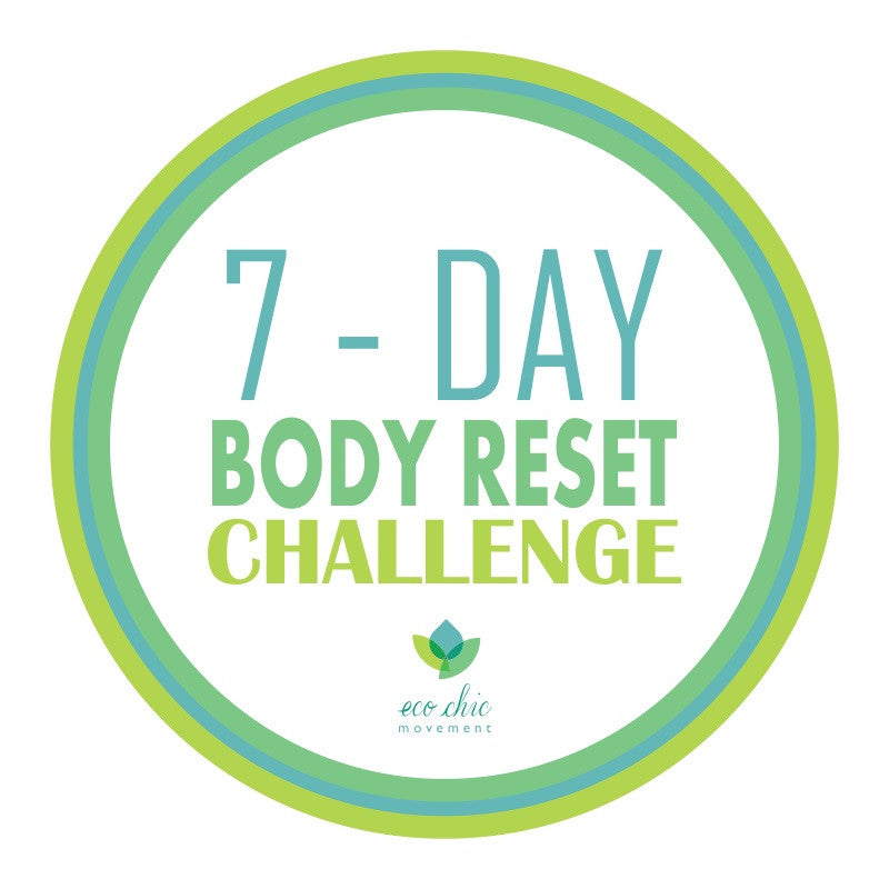7 Day Body Reset Challenge