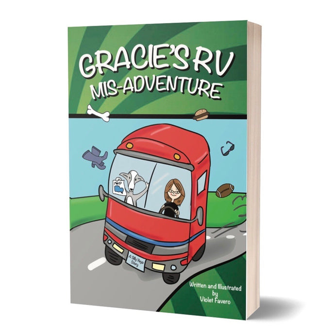 Gracie's RV Mis-Adventure