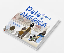 Load image into Gallery viewer, Pete Comes To America