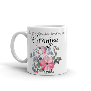 Granjee, The Best Grandmother Name Is Mug