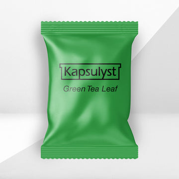 Green Leaf Tea - EP Capsule (Box of 50 capsules) - Kapsulyst