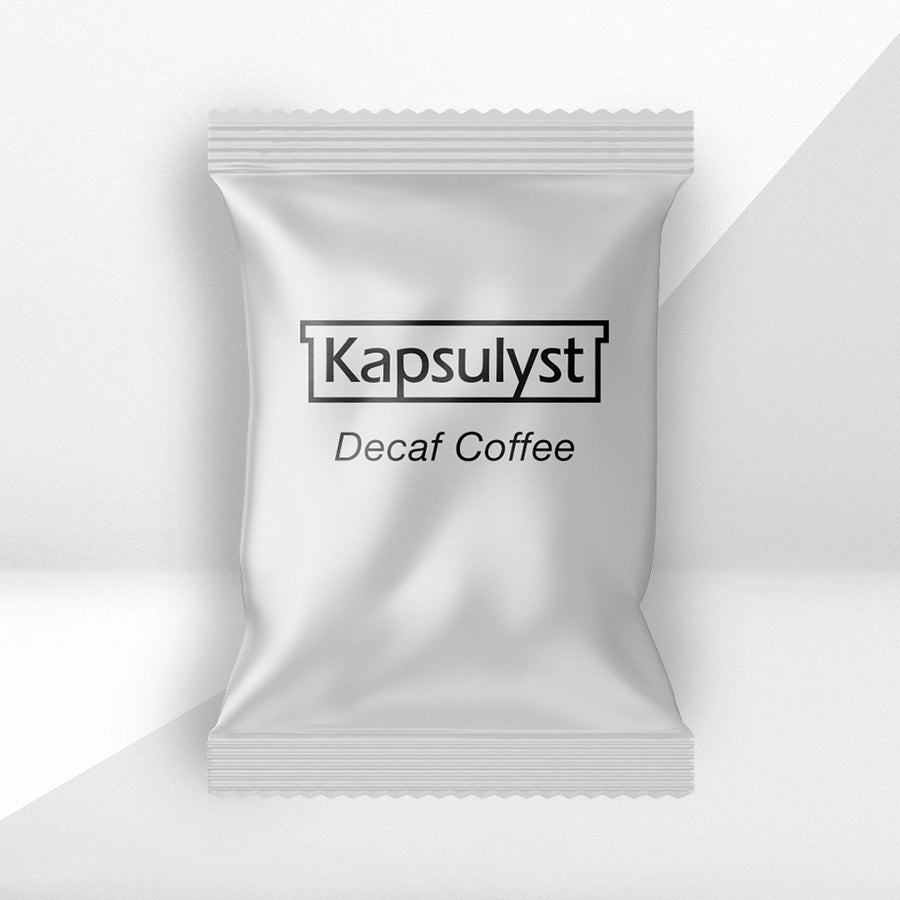 Decaf Coffee - EP Capsule (Box of 120 capsules) - Kapsulyst