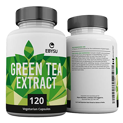 Green Tea Extract !