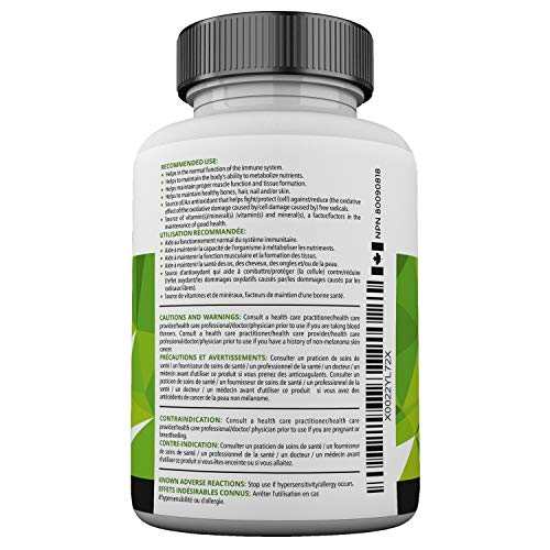 Chlorella Detox Supplement