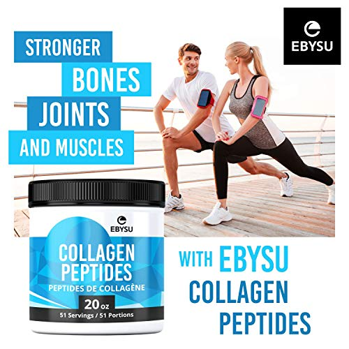 Collagen Peptides Powder – 20oz (560 grams)