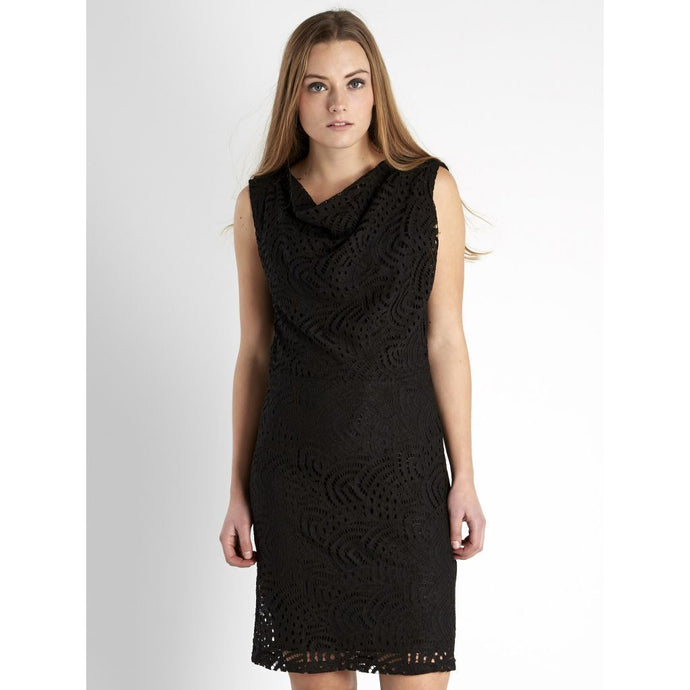 NU Black Lace Dress