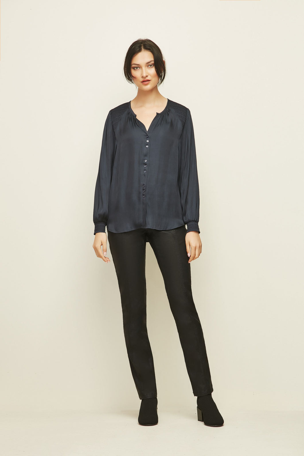 Verge Lido Blouse