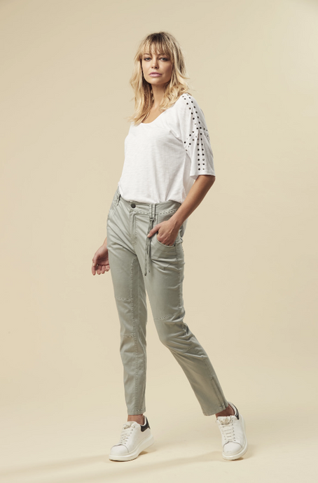 Lania The Label Court Jean