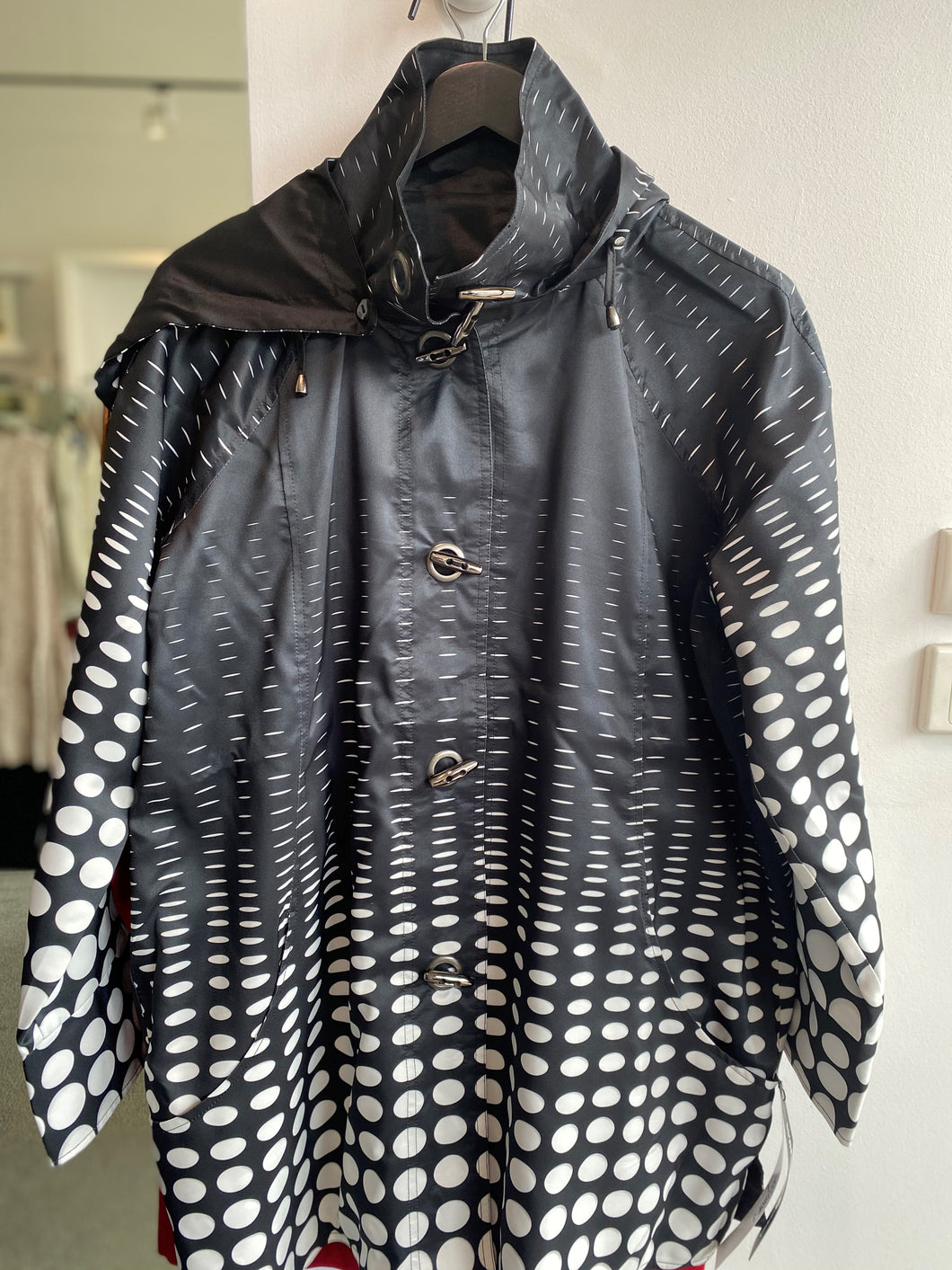 Lindi Reversible Rain Jacket
