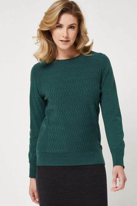 Toorallie Eden Merino sweater