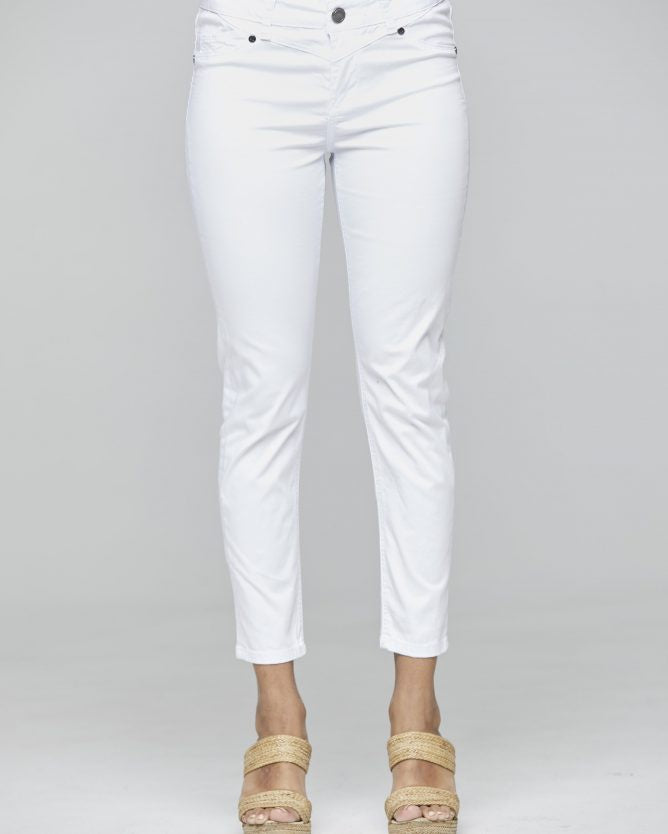 New London Taper Crop Jeans