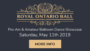 Royal Ontario Ball dance competition