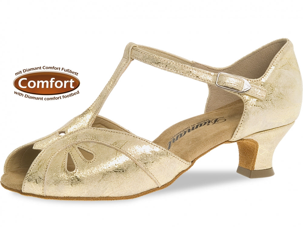 Diamant 019-011-017 Comfort Gold Magic Leather