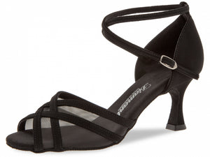 Diamant 035-087-040 Black suede with mesh