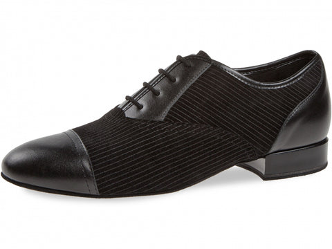 Diamant 077-075-165 Black leather/suede laser