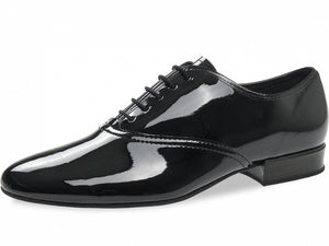 Diamant 087-075-038 Black patent leather