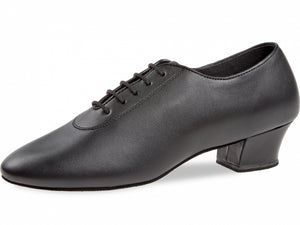 Diamant 091-024-028 Black Leather Mens Latin Shoe