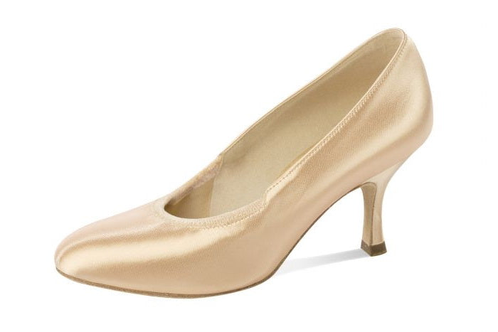 Supadance 1008 Ladies Closed Toe Satin Shoe