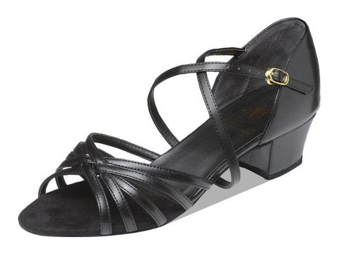 Supadance 1426 Black sandal