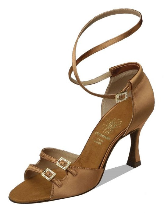 Supadance 1618  Satin open toe sandal