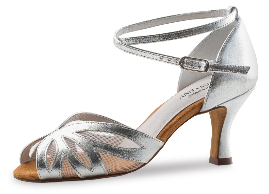 Anna Kern 790-60 silver leather with mesh