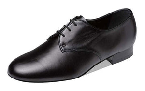 Supadance 9000 Black leather mens shoe