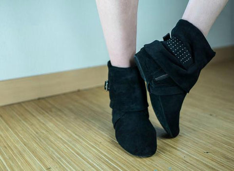 Aurora Dance Boot Black