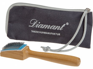 Diamant Shoe Brush With Cover