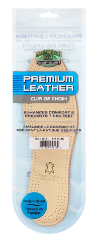 M & B Leather Insole