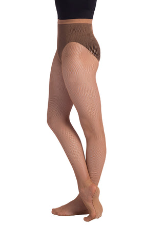 SoDanca TS-98 ADULT FISHNET TIGHTS