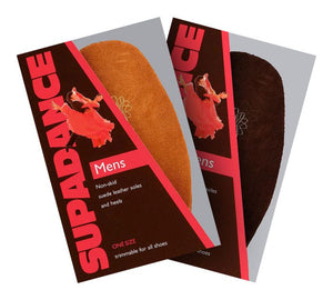 Supadance Replacement Soles and Heels Mens