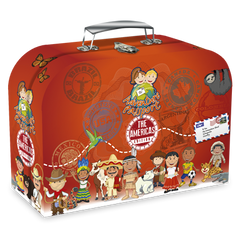 The Americas AdventurePassport Geo Discovery Activity Kit