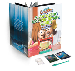 Book: A Fascinating Underwater World with Special Edition Aqua Dragons kit