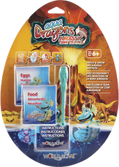 Aqua Dragons Jurassic Time Travel Refill Kit