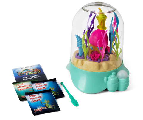 Picture of Aqua Dragons Sea Friends Underwater World tank with bubble pump