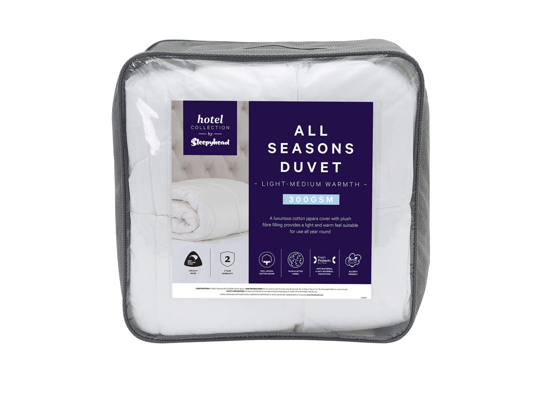 All Seasons 300gsm Inner Duvet Queen