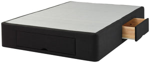 Sleepyhead Black 3 Drawer Base Queen