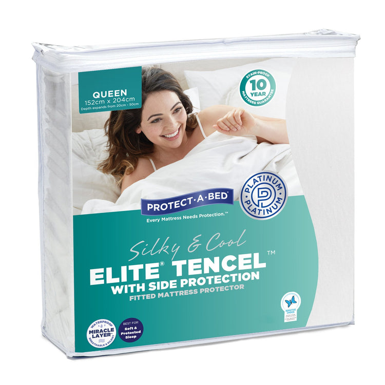 Protect-A-Bed Elite Tencel Cali King Mattress Protector