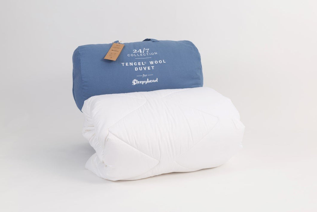 Sleepyhead 24/7 Tencel® Wool Duvet King