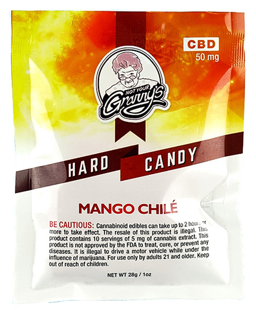 Not Your Granny's Hard Candy – Mango Chile