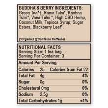 Load image into Gallery viewer, Herbal Tea - Buddha's Berry