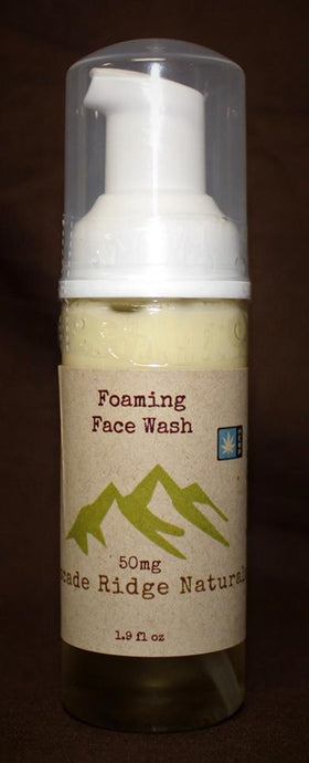 Cascade Ridge Naturals - Foaming Face Wash